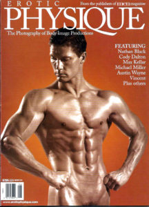 2000 EROTIC PHYSIQUE MAGAZINE The Photography of Body Image Productions