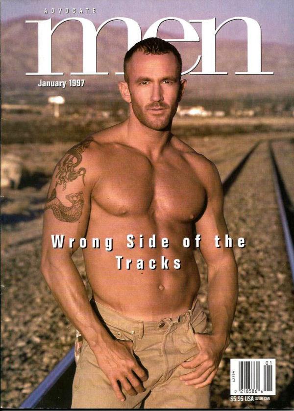 MEN Magazine (January ) Male Erotic Magazine