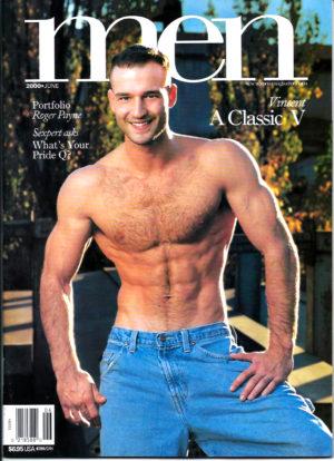 MEN Magazine (June 2000 ) Male Erotic Magazine