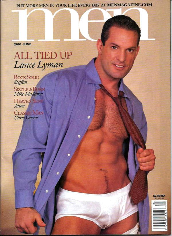 MEN Magazine (June 2001 ) Male Erotic Magazine