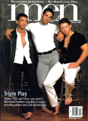 MEN Magazine (October 1997 ) Male Erotic Magazine