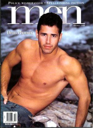 MEN Magazine (October 1998 ) Male Erotic Magazine