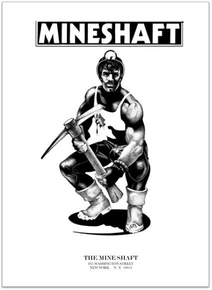 REX - Set of 3 Legendary Remastered MINESHAFT Posters Size 11x17