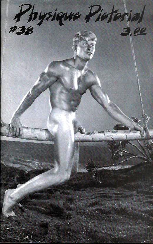Physique Pictorial (Volume 38 - Released November 1984) Gay Male Nudes Physique Digest Magazine