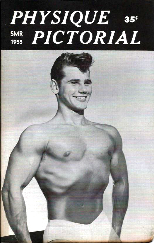Physique Pictorial (Volume 5 #2 - Released Summer 1955) Gay Male Nudes Physique Digest Magazine