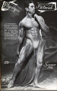 Physique Pictorial (Volume 6 #2 - Released Summer 1956) Gay Male Nudes Physique Digest Magazine