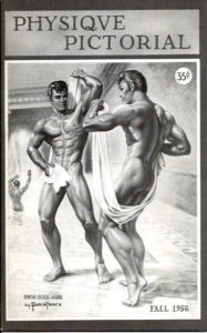 Physique Pictorial (Volume 6 #3 - Released Fall 1956) Gay Male Nudes Physique Digest Magazine