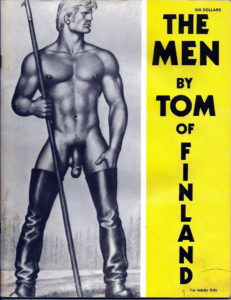 THE MEN by TOM OF FINLAND 1976