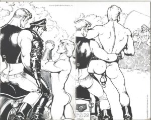TOM OF FINLAND - RINGO & THE RENEGADES