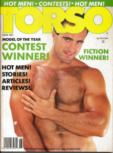TORSO Magazine (June 1991) Gay Male Digest Magazine