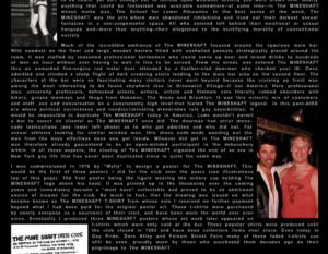 Mineshaft - editorial piece