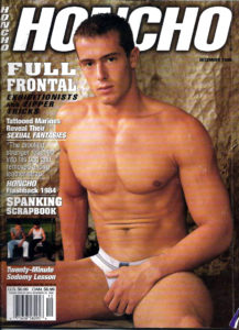 HONCHO Magazine (December 1998) Gay Male Digest Magazine
