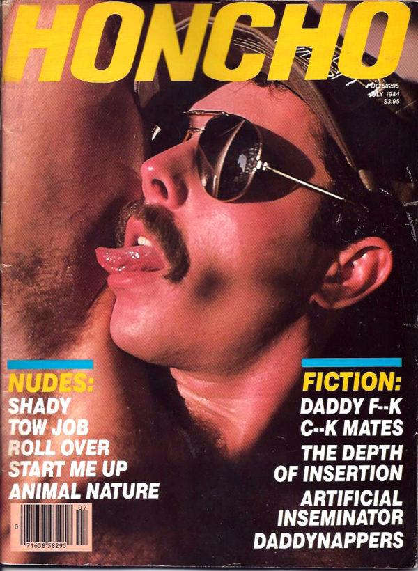 HONCHO Magazine (July 1984) Gay Male Digest Magazine