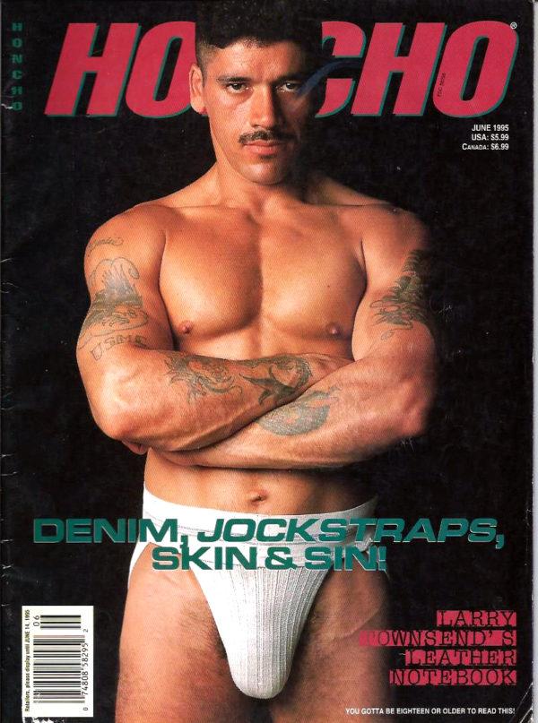 HONCHO Magazine (June 1995) Gay Male Digest Magazine