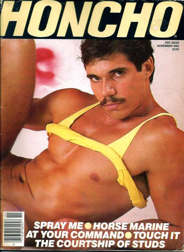 HONCHO Magazine (November 1985) Gay Male Digest Magazine