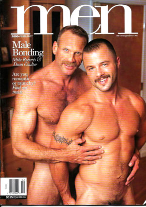 MEN Magazine (February 2000 ) Male Erotic Magazine