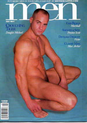 MEN Magazine (May 2001 ) Male Erotic Magazine
