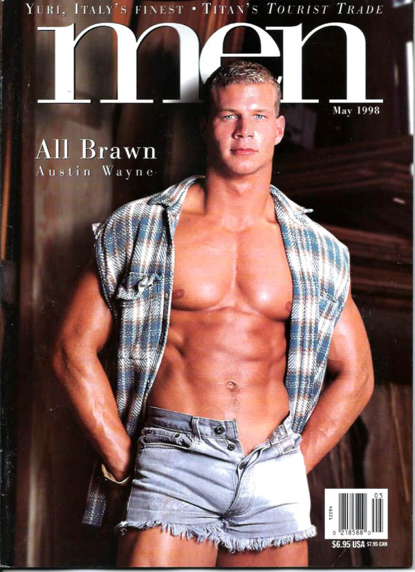 MEN Magazine (May 1998 ) Male Erotic Magazine