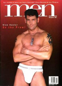 MEN Magazine (November 1997 ) Male Erotic Magazine