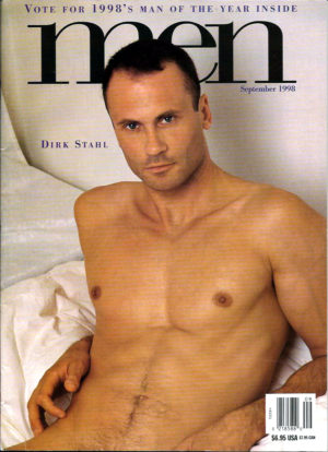 MEN Magazine (September 1998 ) Male Erotic Magazine