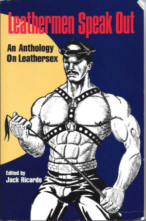 Leathermen Speak Out