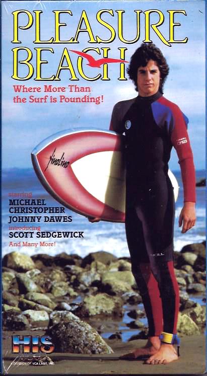 VHS: PLEASURE BEACH