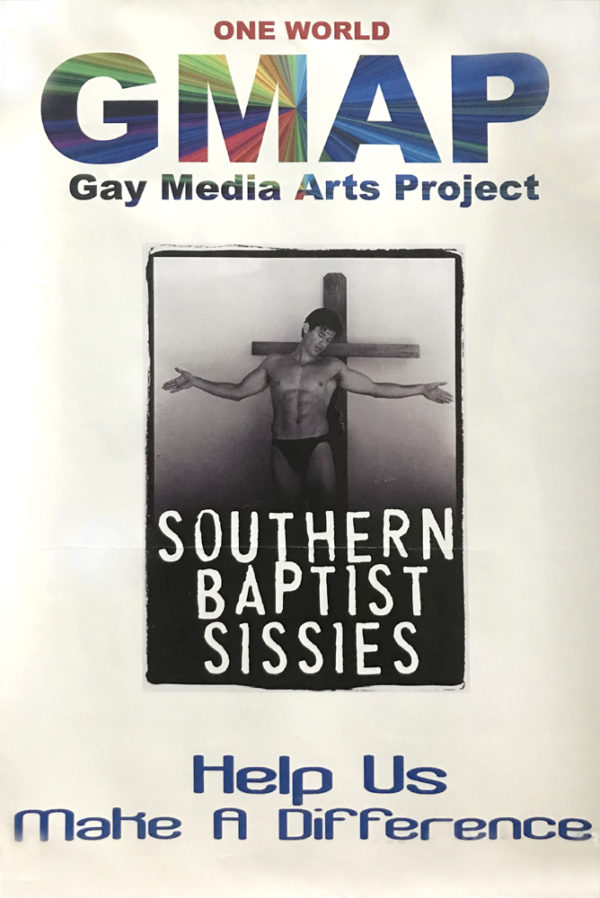 GMAP - Southern Baptist Sissies - Poster 17x11""