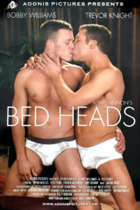 """Adonis Pictures - BED HEADS by Ross Cannon - Poster 17x11"""""""
