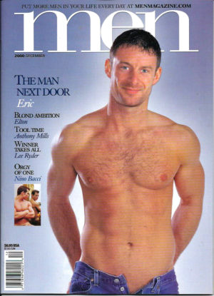 MEN Magazine (December 2000 ) Male Erotic Magazine