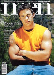 MEN Magazine (October 2001 ) Male Erotic Magazine