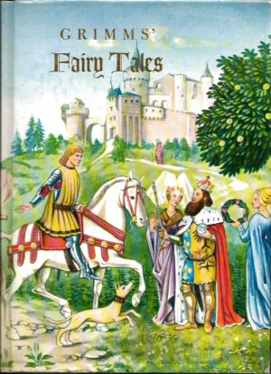 GRIMMS' FAIRY TALES - by the brothers Grimm (1985)