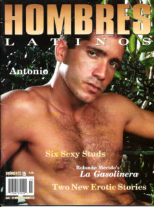 HOMBRES LATINOS Magazine ( Spring 1999) Gay Adult Magazine