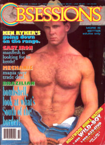 OBSESSIONS Magazine ( Volume 4 Issue 10) Gay Adult Magazine