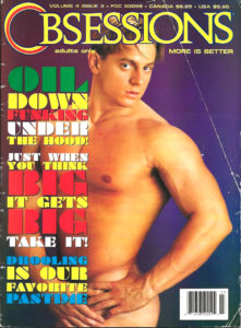 OBSESSIONS Magazine ( Volume 4 Issue 3 ) Gay Adult Magazine