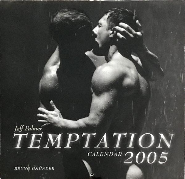 Jeff Palmer TEMPTATION 2005 Calendar