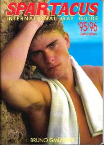 SPARTACUS International Gay Guide 95 / 96