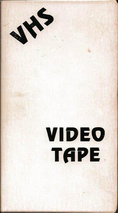 Vintage VHS Tape: 5 VINTAGE SCENES