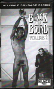 Vintage VHS Tape: BLACK and BOUND - Volume 2