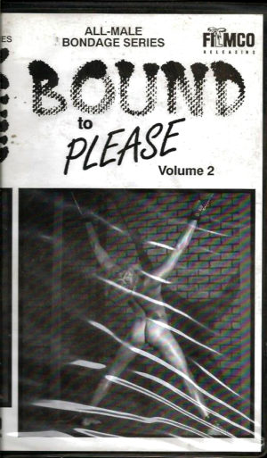 Vintage VHS Tape: BOUND to PLEASE - Volume 2