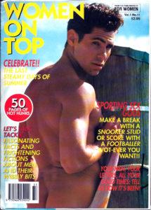 WOMEN ON TOP Magazine ( Volume 1 Issue 11 ) Womens Magazine