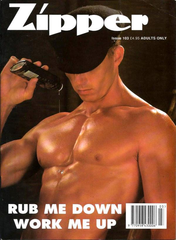 ZIPPER Magazine ( Issue 103) Gay Adult Magazine