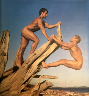 BOB & ROB – 1994 Hardcover by Tom Bianchi