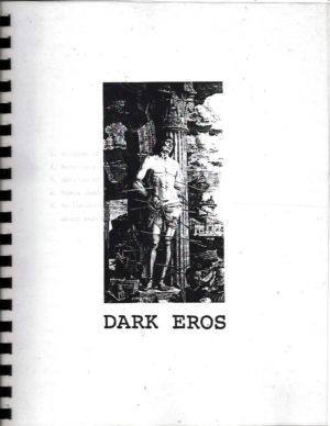 DARK EROS - a field study by Mark Thompson