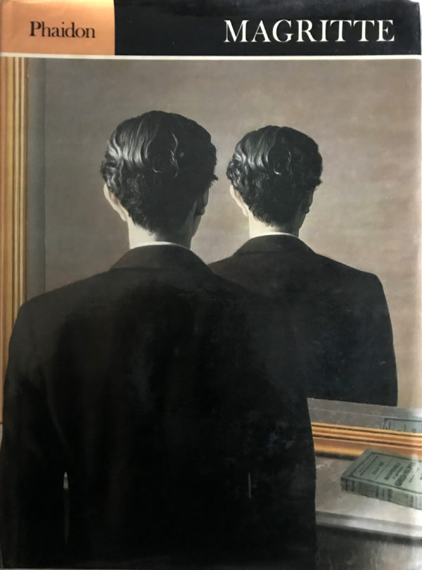 Magritte by Richard Calvocoressi and Rene Magritte (1979, Phaidon Series)
