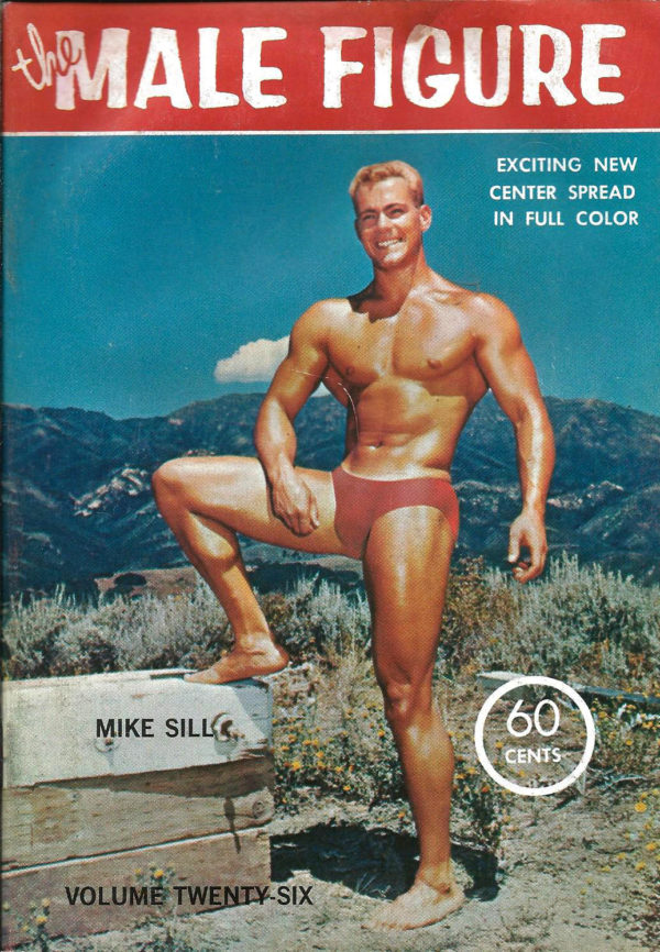 The MALE FIGURE Magazine (1962, Volume 26) Gay Pictorial Magazine