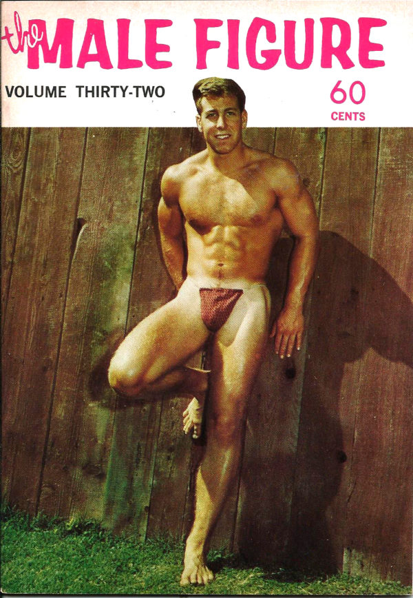 The MALE FIGURE Magazine (1964, Volume 32) Gay Pictorial Magazine