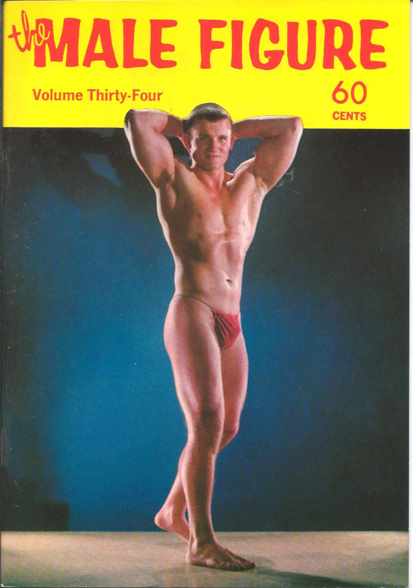 The MALE FIGURE Magazine (1965, Volume 34) Gay Pictorial Magazine