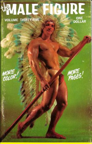 The MALE FIGURE Magazine (1966, Volume 35) Gay Pictorial Magazine