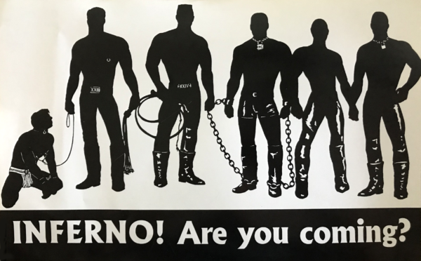 """INFERNO! Are You Coming? - Print 21x13"""""""