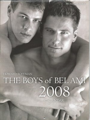 THE BOYS of BELAMI 2008 Calendar